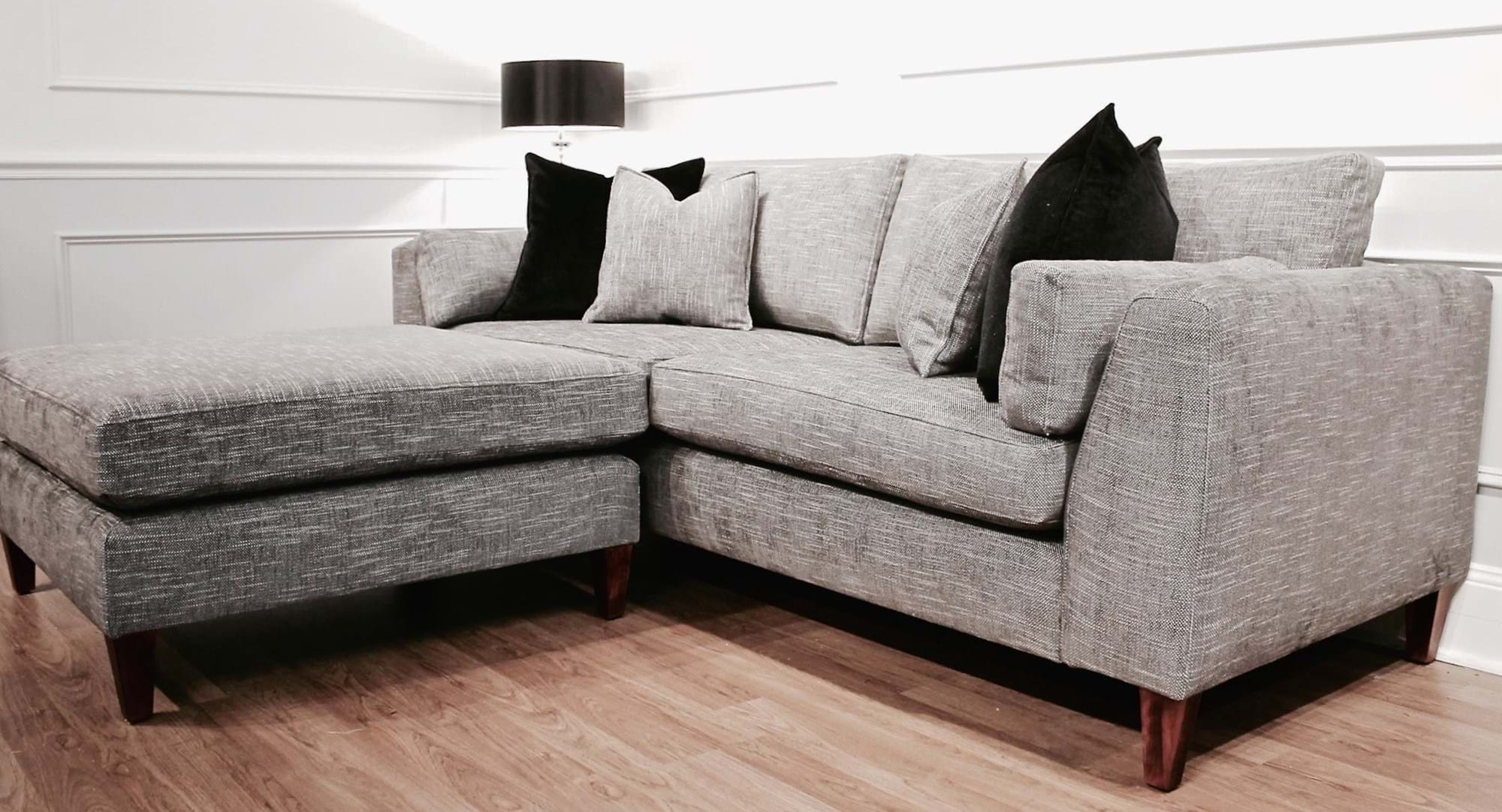 Sofa, Couch, Contemporary, Chesterfield, Tufted, Diamond Buttoning, Custom Made,