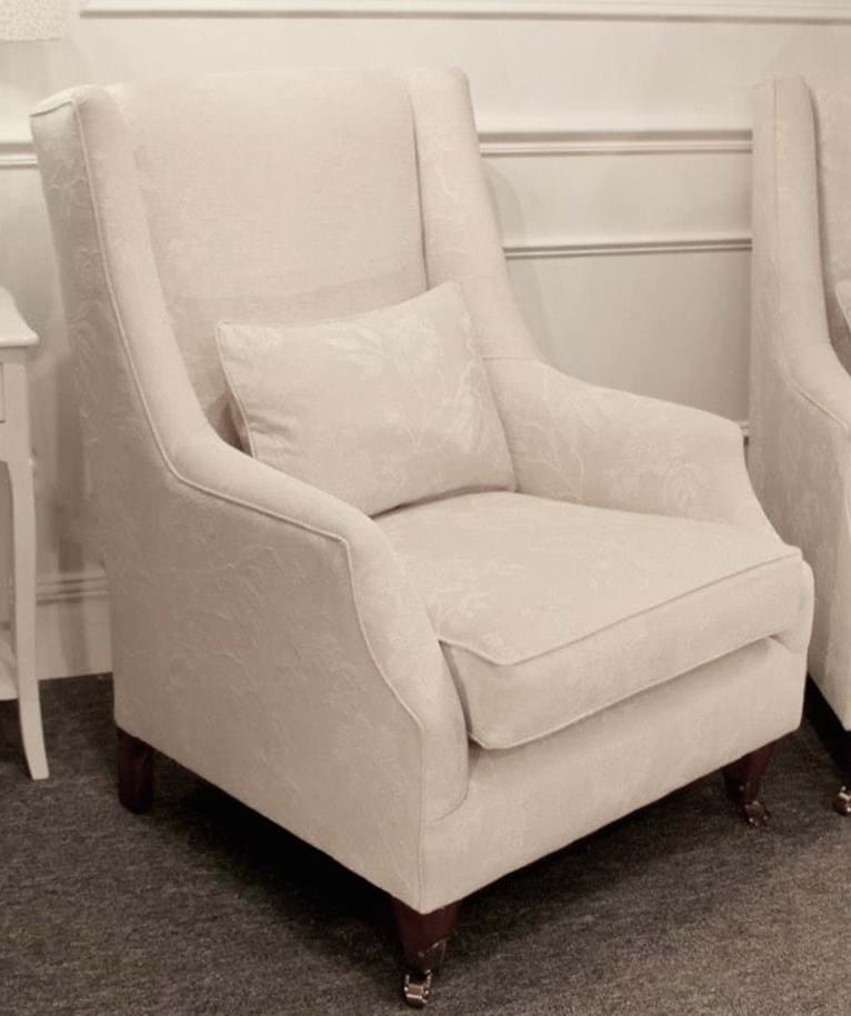 wing chair, arm chair, lounge chair, custom made, upholstery, chair, velvet, linen, leather, australia, melbourne, sydney, perth, adelaide, brisbane