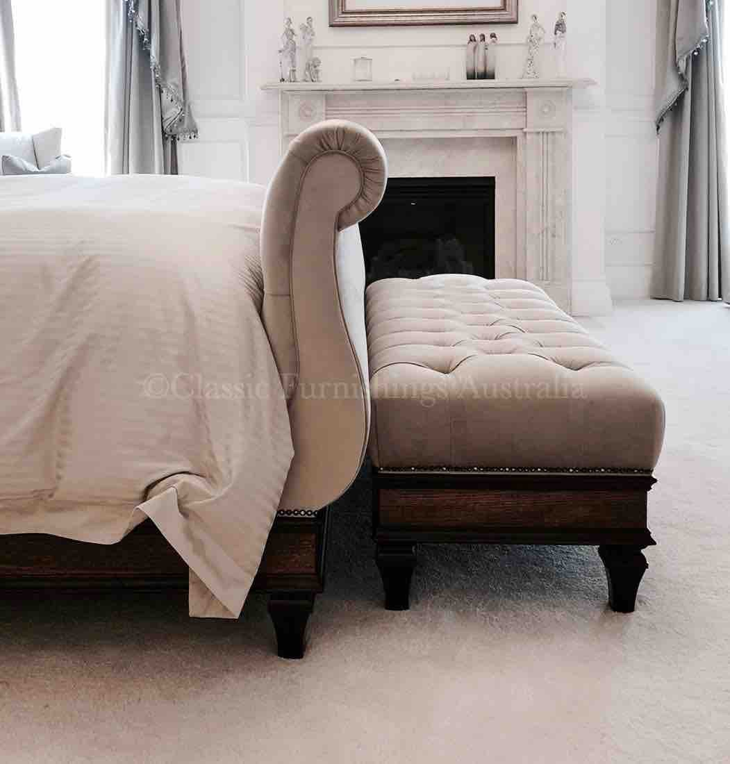 Picture of: Upholstered Beds Upholstered Bedheads Bedheads Headboards Buttoned Bed Buttoned Bedhead Chesterfield Tufted Diamond Buttoning Bed Heads
