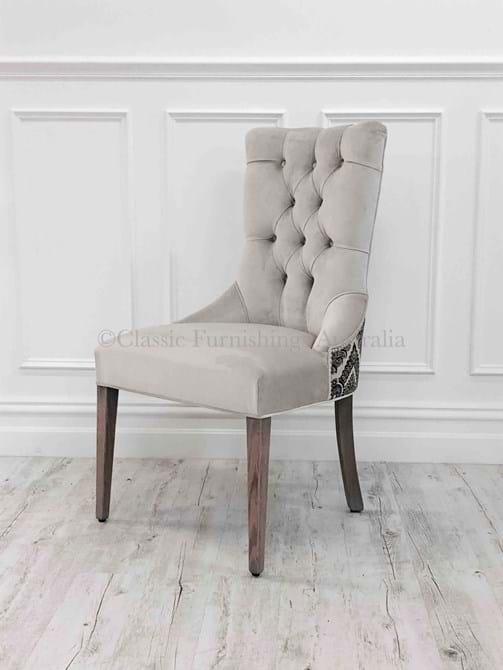 dining chair, arm chair, lounge chair, chesterfield, tufted, diamond buttoning, custom made, upholstery, chair, australia, melbourne, sydney, perth, adelaide, brisbane