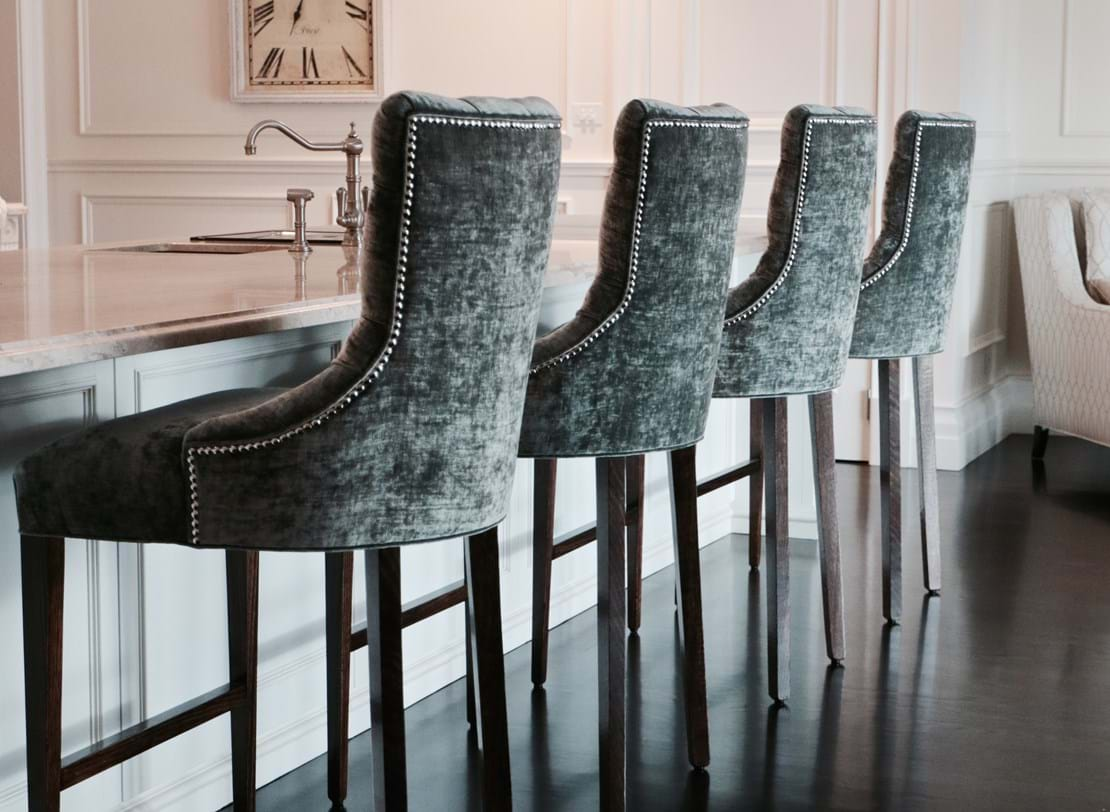 bar stool, dining chair, arm chair, lounge chair, chesterfield, tufted, diamond buttoning, custom made, upholstery, chair, australia, melbourne, sydney, perth, adelaide, brisbane