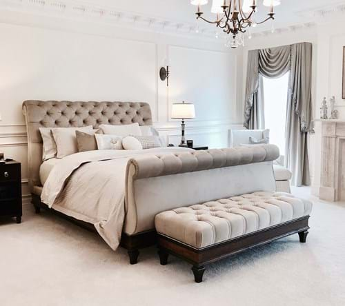 upholstered beds, upholstered bedheads,bedheads, headboards, buttoned bed, buttoned bedhead, chesterfield, tufted, diamond buttoning, bed heads, custom made, australia, melbourne, sydney, perth, adelaide, brisbane